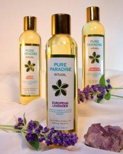 Pure Paradise Oils