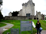 Entrance to Ross Castle