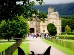 Horses-Eye View of Muckross House