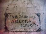 Graffiti on Gaol Walls